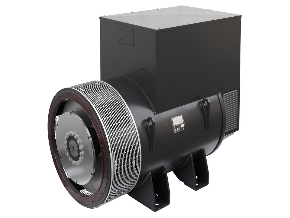 Alternatore Mecc Alte 2140 kVA